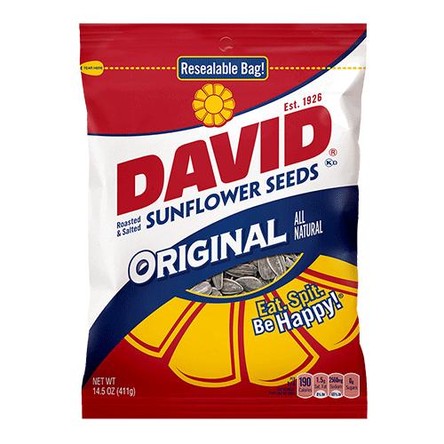 original sunflower seeds david seeds